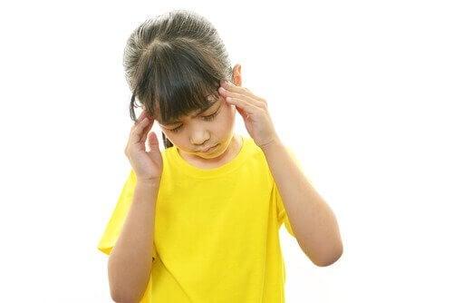 Voeding speelt een belangrijke rol bij kinderen met migraine