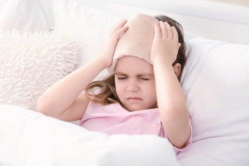 Migraine bij kinderen: symptomen en oorzaken