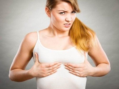 5 problemen die voorkomen bij borstvoeding geven