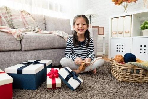 Hoe vermijd je het verwende kind-syndroom