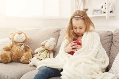 Natuurlijke remedies die gevaarlijk zijn voor kinderen