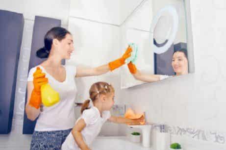Trucs en tips om je huis schoon te houden