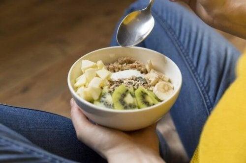 6 gezonde voedingsmiddelen die ongemak tijdens de zwangerschap verminderen