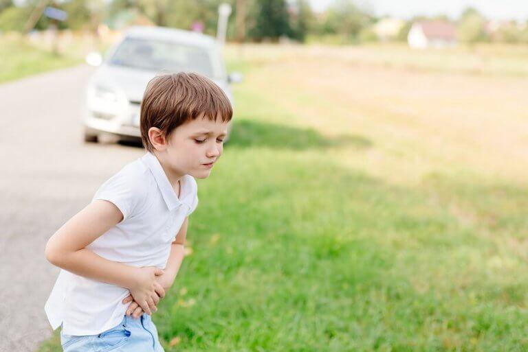 Hoe je wagenziekte bij kinderen kan voorkomen