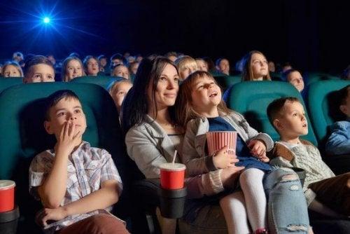 Voordelen van films voor kinderen: aanbevolen films