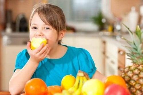 Hoe kinderen te leren een gezonde levensstijl te hebben