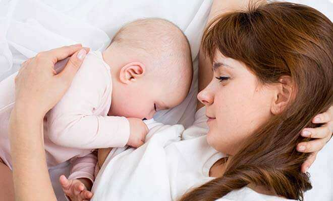 Emotionele effecten van borstvoeding
