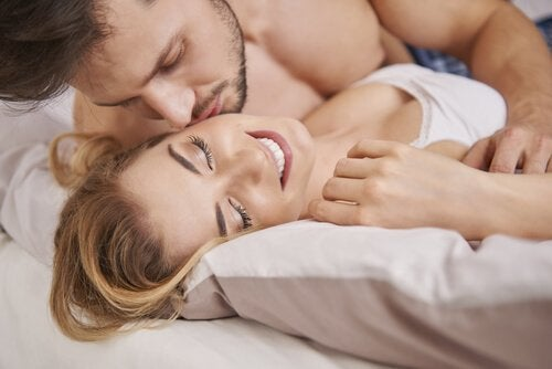 Seksuele opwinding zorgt voor meer afscheiding