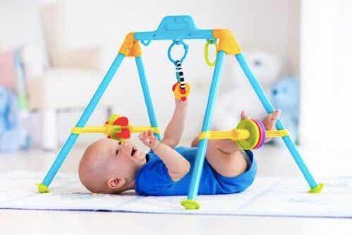 Vroege stimulatie-oefeningen voor kinderen