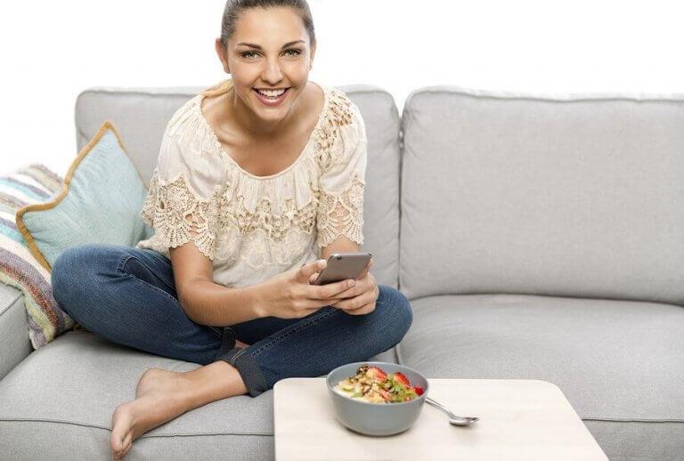Hoe moet een dieet er in de kraamtijd uitzien?