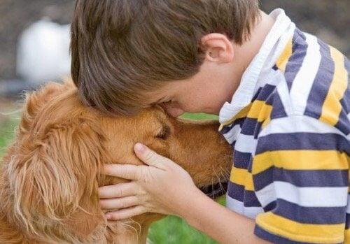 De voordelen van huisdieren in huis hebben