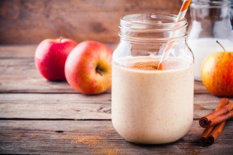 smoothie met appel