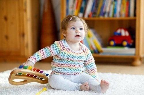 De voordelen van muzikaal speelgoed voor kinderen