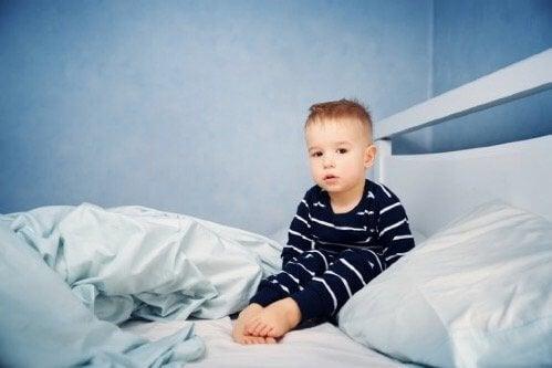 De meest voorkomende slaapstoornissen bij kinderen