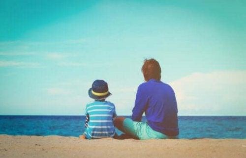 Mythen met betrekking tot liefde bespreken met je kinderen