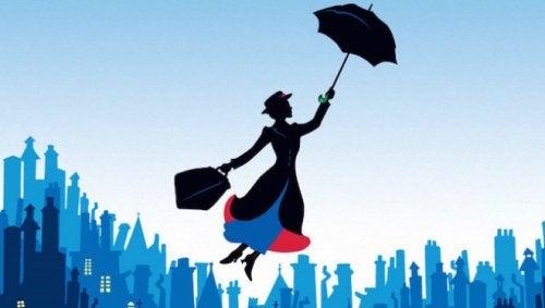 Mary Poppins is een van onze populaire films