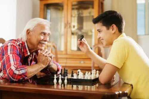 Waarom kinderen leren om ouderen te respecteren