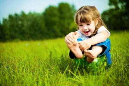 Hoe zorg je voor de voeten van je kinderen?
