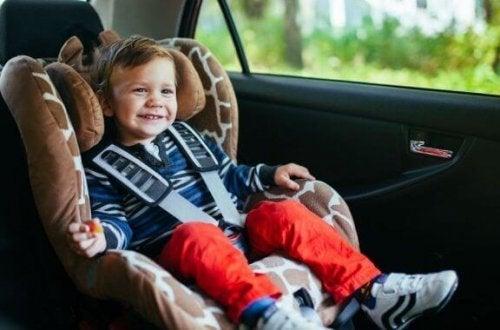 6 soorten gezinsauto's voor grote gezinnen