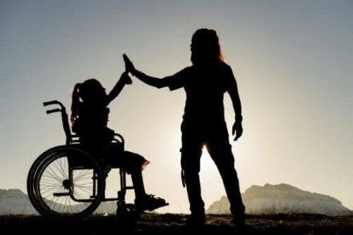 Het hebben van een broer of zus met speciale behoeftes