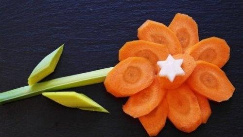 4 recepten met worteltjes voor kinderen