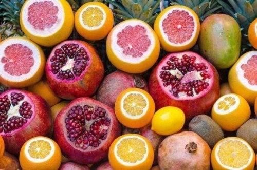 Citrusvruchten zijn heel goed voor je immuunsysteem