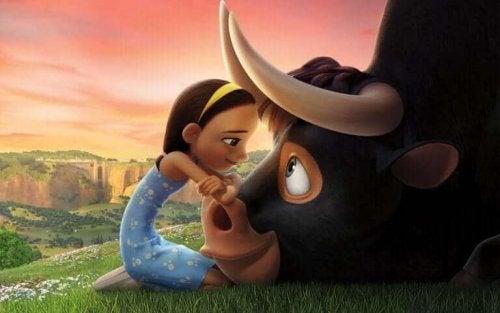 Ferdinand met Nina