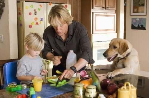 Films die kinderen leren om dieren lief te hebben