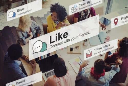 Het sociale media gebruik van kinderen