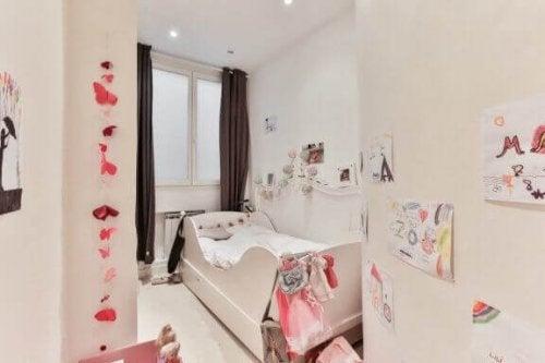 Slaapkamer van een kind