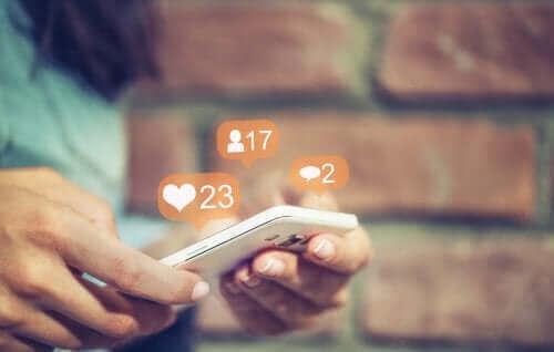 De sociale media