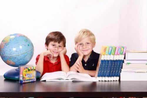 3 ideeën om de studeerkamer van je kinderen in te richten