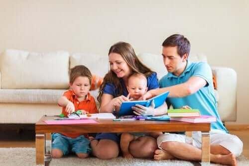 Het eens worden over de opvoeding van een kind