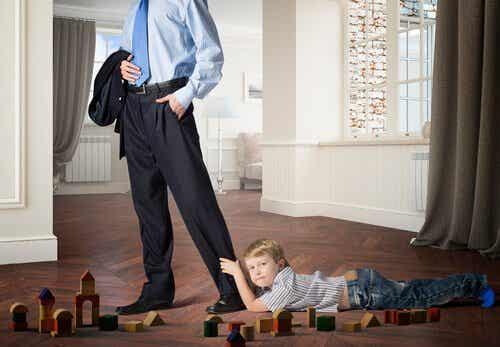 Hoe een gebrek aan affectie kinderen beïnvloedt