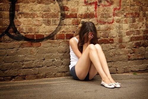 Zelfverminking bij tieners