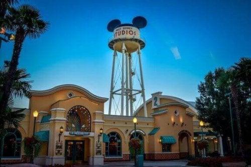 Walt Disney studio's