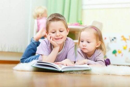 Broers en zussen en de sociabiliteit van kinderen