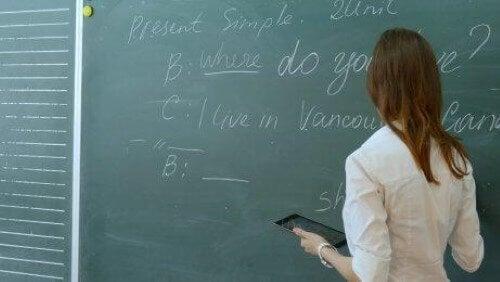 Engels leraar