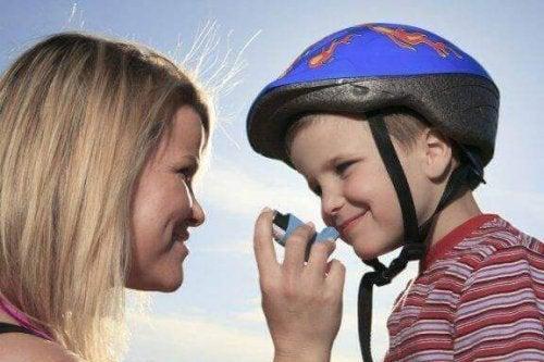 Kan een kind met astma sporten?