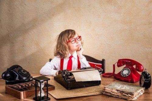 Kindschrijvers: 12 strategieën om ze te motiveren