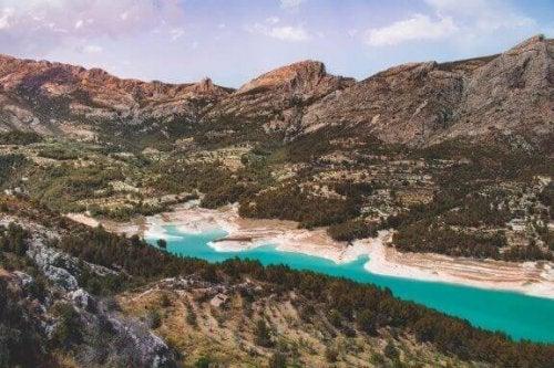 7 natuurparken in Spanje om met kinderen te bezoeken