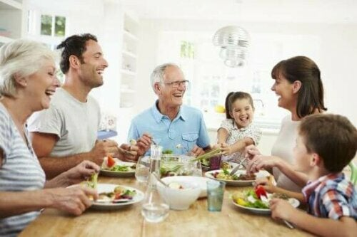 Hoe je familie laten zien dat je van hen houdt