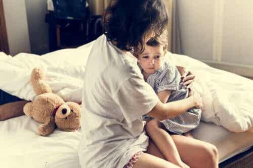 Wat te doen als kinderen nachtmerries hebben