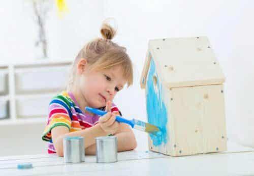 Activiteiten voor kinderen om thuis te doen