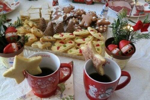 Kerstkoekjes maken in de kerstvakantie