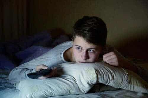 De gevolgen van niet goed slapen in de puberteit