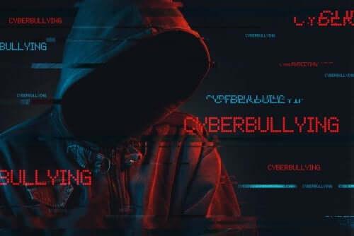 Online pesten is een van de cybernetische misdaden tijdens de puberteit
