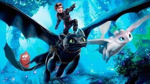 De beste films van Dreamworks Animation