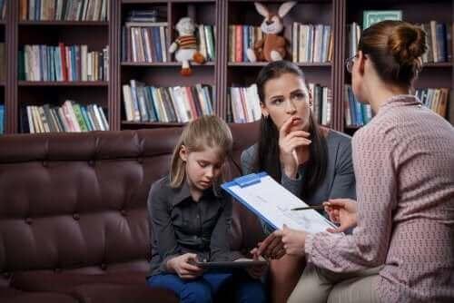 Wanneer moet je naar een kinderpsycholoog?