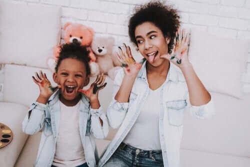 De rol van de oppas met betrekking tot kinderen